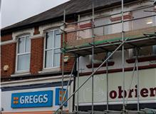 Roofing in eastleigh high street