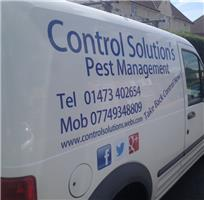Control Solutions Pest Control Ltd
