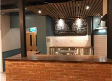 Coffee Shop Refurbishment - all works carried out by us