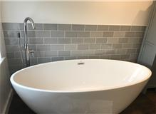 Extend, design and full bathroom and shower refurbishment
