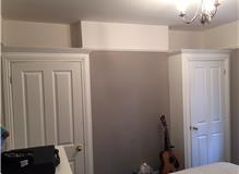 Cupboards made in alcove