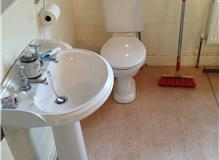 Peter Myers & Son: Basin & Toilet Installation