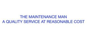 The Maintenance Man  - Brian & Russell Kinslow