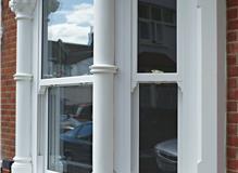 Vertical Sliding Sash by Climatec Home Improvements