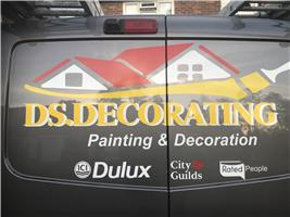 D. S. Decorating Specialists