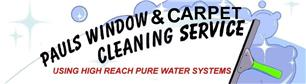 Paul's Window & Carpet Cleaning Service