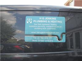 H G Jenkins Plumbing & Heating
