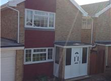 New facias, soffits, guttering and roof and brickwork repairs in Eastbourne