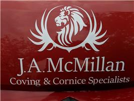 J A McMillan Coving & Cornice Specialist