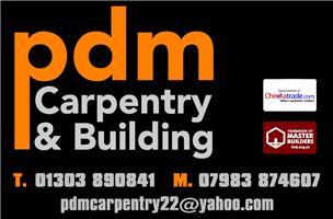 PDM Carpentry & Building Ltd