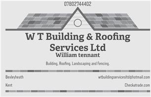 W T Building & Roofing Services Ltd