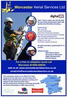 Worcester Aerial Services Ltd