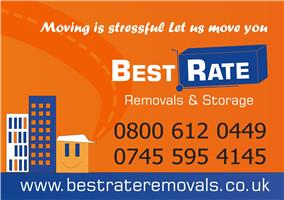 Best Rate Removals Ltd
