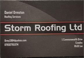 Storm Roofing (Southern)