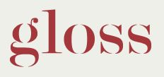 Gloss Service Ltd