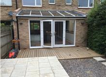 complete refubishment of 3 bedrroom house (extension)