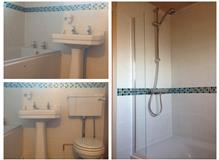 Fully Fitted Bathroom Suite (Finished)