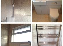 Bathroom Suite Installed/Tiled By Whitfield Plumbing & Heating