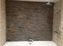 AFTER - Mosaic Feature Wall