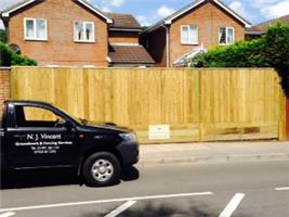 N J Vincent Groundwork & Fencing Services