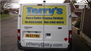 Terry's Oven/Cooker Cleaning Service