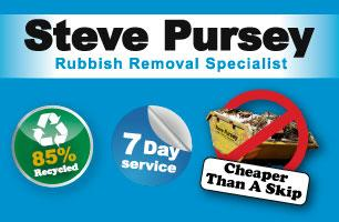 Steve Pursey Rubbish Removal Specialist