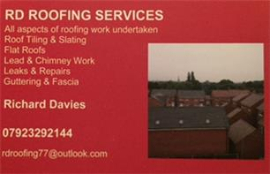 RD Roofing