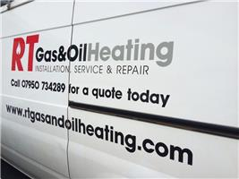 RT Gas & Oil Heating Ltd