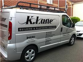 K Lane Plastering & Building