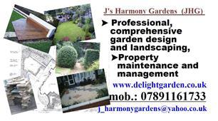 J's Harmony Gardens