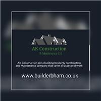 AK @ Construction & Maintenance Ltd