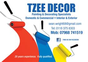 TZee Decor Traditional British Decorators