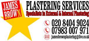 James Brown Plastering Limited