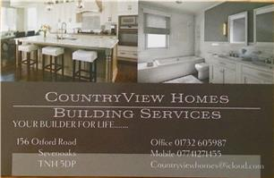 CountryView Homes Building Services