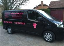Our new van