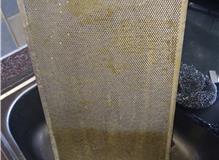 Cooker hood filter