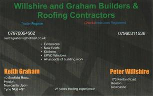 Willshire and Graham Builders