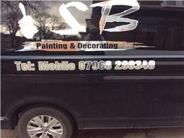 S B Painting and Decorating