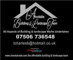 The Affordable Building & Landscape Team