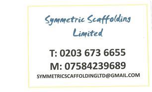 Symmetric Scaffolding Ltd