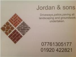 P Jordan & Sons Limited