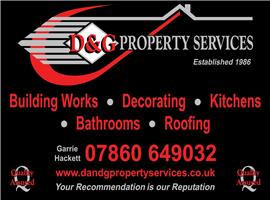 D & G Property Services Limited