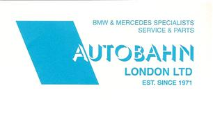 Autobahn London Ltd