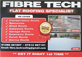 Fibre Tech  Roofing Specialists