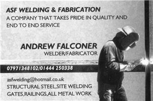 ASF Welding & Fabrication