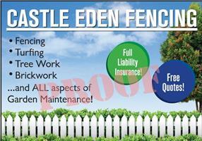 Castle Eden Fencing