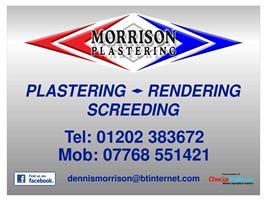 Morrison Plastering & Damp Proofing