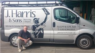 J Harris & Sons Plastering Company