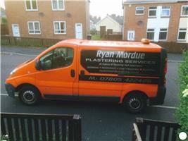 Ryan Mordue Plastering Services