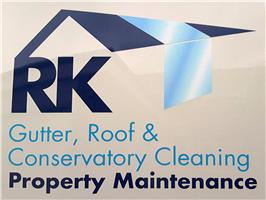 RK Gutter Roof Conservatory Cleaning